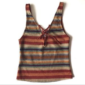 Zara Tops - Zara Knitted Tank Top